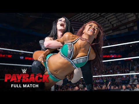 FULL MATCH - Paige vs. Alicia Fox - Divas Title Match: WWE Payback 2014