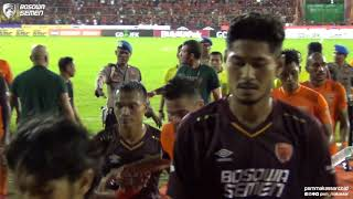 Behind The Scene - PSM Makassar vs Borneo FC