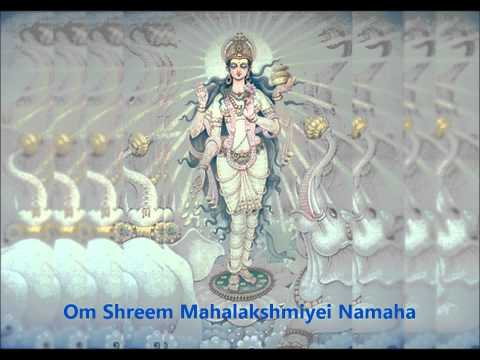 lakshmi - Om Shreem Mahalakshmiyei Namaha Salutations to that heart centered and great Lakshmi. May.