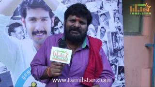 Ganja Karuppu at Kalkandu Movie Team Interview