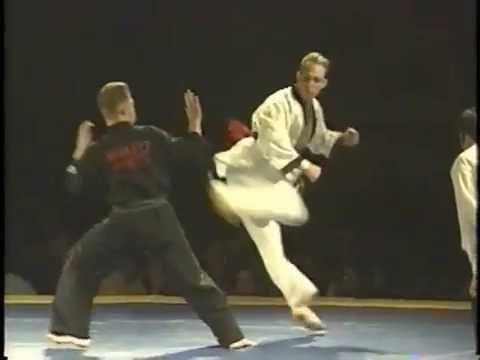 Pro Taekwondo Kizuki Challenge (видео)