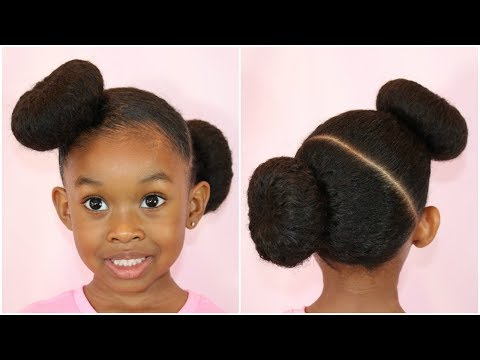 Quick & Easy Donut Bun Hairstyle  Easy Hairstyles