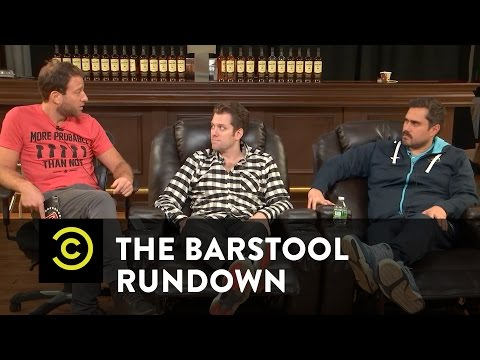 The Barstool Rundown - Big Game or Big Blowout ...