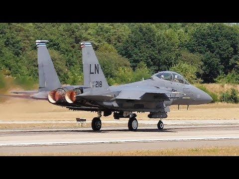 Wittmund Airbase (ETNT) Aug/02/2018...