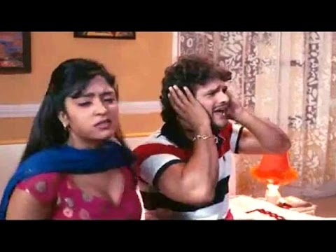 Video Fans Gaini - फंस गाइनी - Uncut Scene - Bhojpuri Comedy Scene - Khesari Lal Yadav download in MP3, 3GP, MP4, WEBM, AVI, FLV January 2017