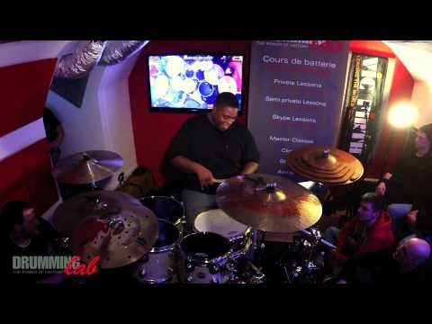 Drumming Lab - Master Class Aaron Spears