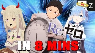 Video Re:Zero IN 8 MINUTES MP3, 3GP, MP4, WEBM, AVI, FLV Juli 2018
