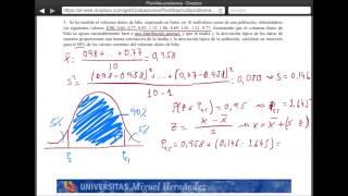 Umh2072 2013-14 Unidad 3 Descripción De Datos Y Distribuciones. Problema 5