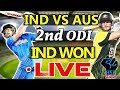 Match Highlights: India vs Australia 2nd ODI ,IND Won By 50 Runs