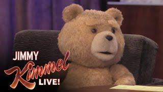 Video Ted on Jimmy Kimmel Live MP3, 3GP, MP4, WEBM, AVI, FLV April 2018