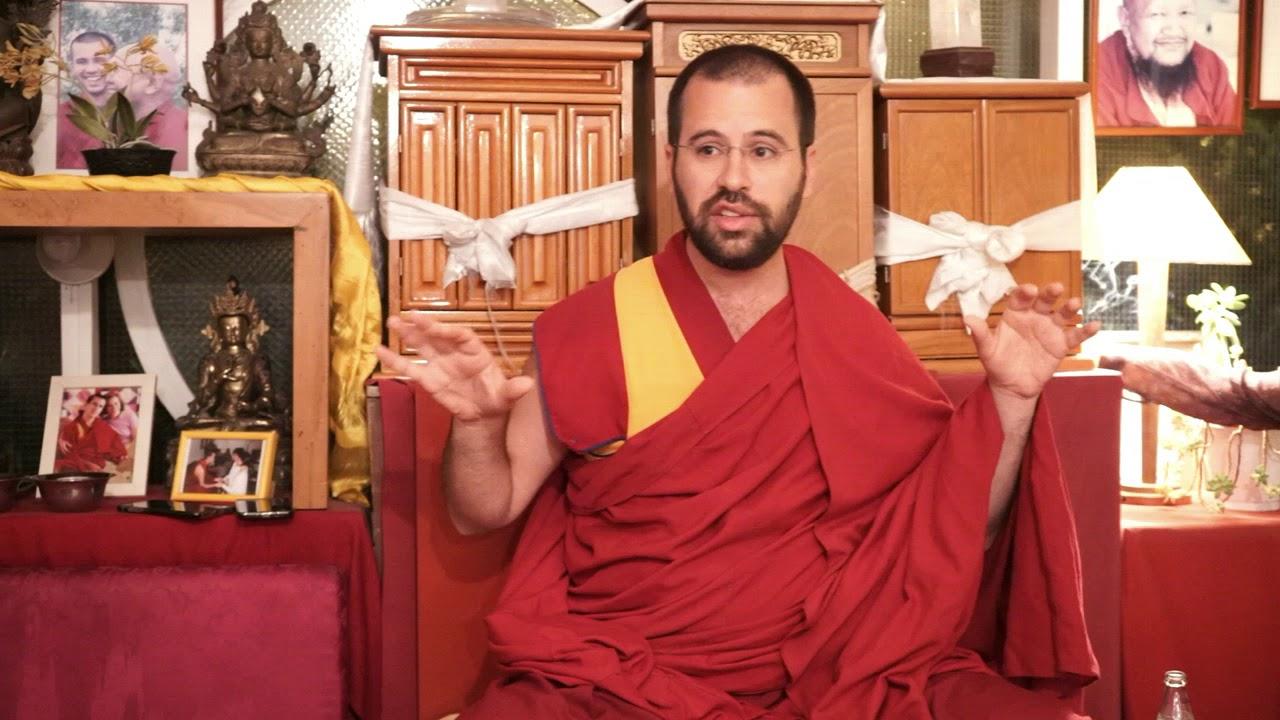 Gerando compaixão e sabedoria para a estabilidade mental