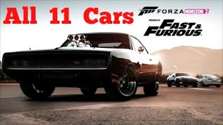 Nonton All 11 Cars - FH2 Presents Fast and Furious Film Subtitle Indonesia Streaming Movie Download