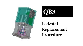 QB3 Pedestal Replacement - UPDATED