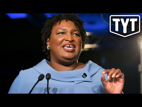 Stacey Abrams Filing Lawsuit Over Governor Bid