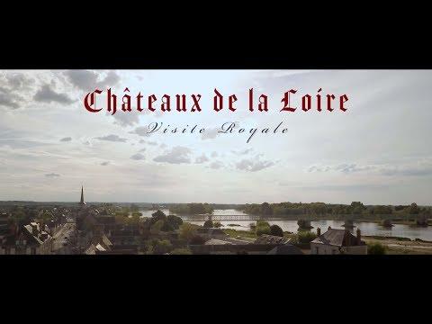 Passeport pour le monde – Châteaux de la Loire