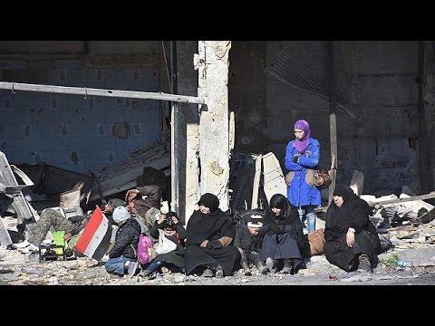 Συρία: Χιλιάδες άμαχοι εγκλωβισμένοι στο Χαλέπι