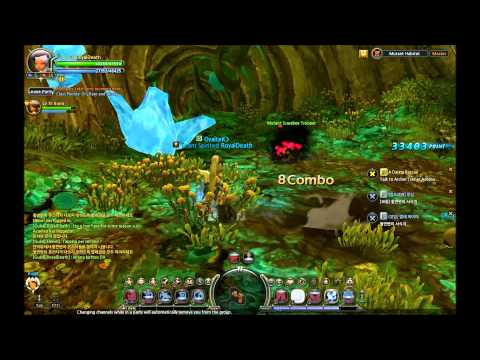Dragon Nest Dark Summoner Gameplay