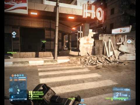 Battlefield 3 - серия 6 (Похождения в Aftermath)