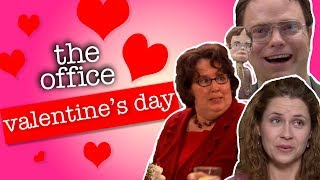 Valentine's Day At Dunder Mifflin  - The Office US