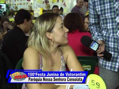 100ª Festa Junina de Votorantim - Paróquia Nossa Senhora Consolata