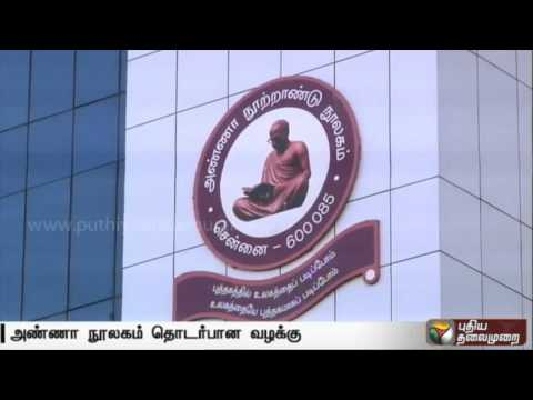 Madras-HC-questions-TN-govt-on-delay-in-reviving-Anna-Centenary-Library