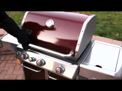 Setting Up a Gas and Charcoal Grill for Indirect Cooking—Turkey