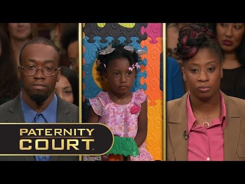 Woman Claims Two Men As Baby's Father (Full Episode)   Paternity Court