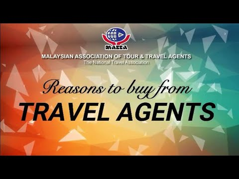 Reasons to Buy from Travel Agents