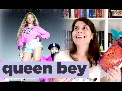Queen Bey | Book Tag | BOOK GALAXY