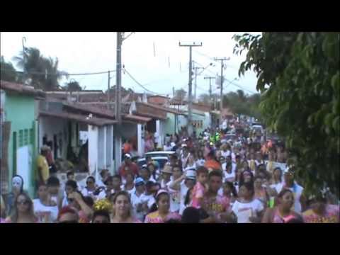 Carnaval 2013 em Umirim_Desfile dos Blocos de Rua e Mela Mela