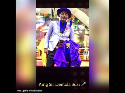 Sir Demola Suzi 3 Years Fans Club Aniversary Cd1
