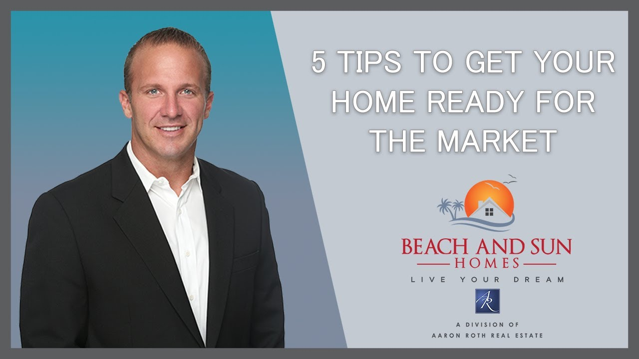 5 Tips to Get Your Home Ready to Sell for Top Dollar