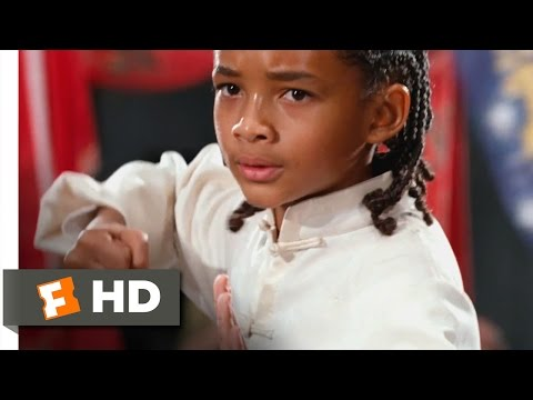 The Karate Kid (2010) - Dre Vs. Cheng Scene (9/10) | Movieclips
