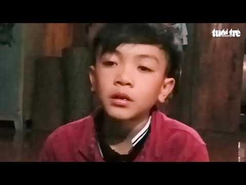 Video phỏng vấn cậu bé 13 tuổi đạp xe 100km xuống Hà Nội thăm em - Thời lượng: 2 phút, 46 giây.