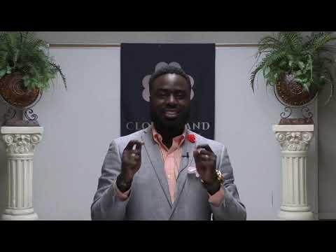 """""""How to Break Satan's Strongholds"""" Ephesians 4:27 Senior Minister Darrius Woods"""