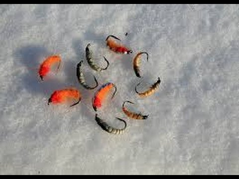 видео как ловить рыбу на муху видео