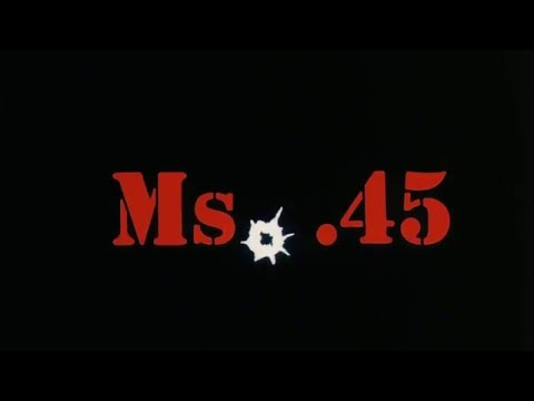 Ms. 45 (1981) - HD Trailer [720p]