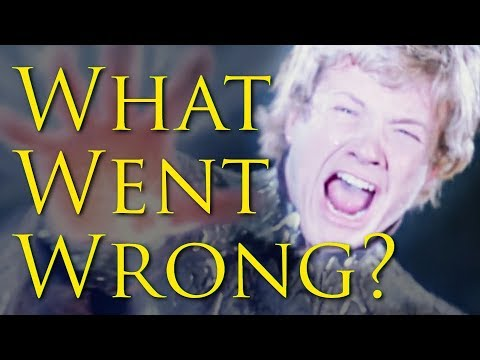 Eragon - What Went Wrong?