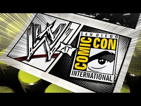 san - From Sting's surprise appearance to Daniel Bryan's big announcement, WWE was a major force at San Diego's Comic-Con International 2014.