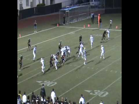Greg Townsend Jr. High School Highlights video.