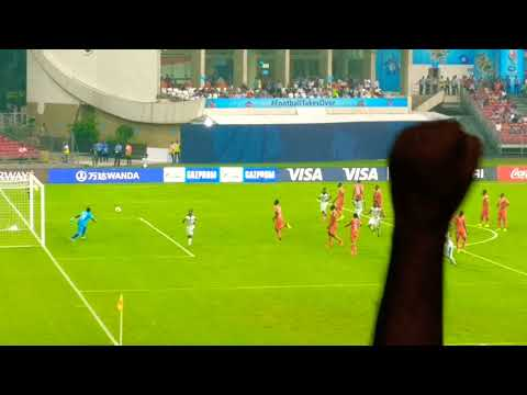 Ghana U17 vs Niger U17