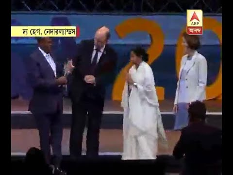 Mamata Banerjee Received UN Public Service Award For West Bengal