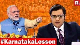 Video Will Smaller Party Unity Halt Modi Wave? | Exclusive Sunday Debate With Arnab Goswami MP3, 3GP, MP4, WEBM, AVI, FLV Mei 2018
