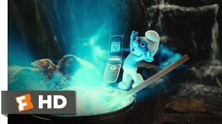 Nonton The Smurfs  2011    The Blue Moon Scene  8 10    Movieclips Film Subtitle Indonesia Streaming Movie Download