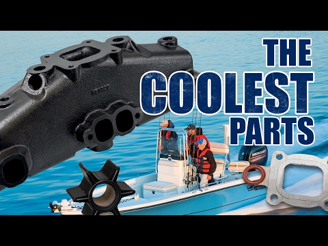Sierra Marine Cooling Systems