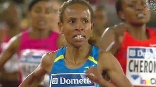 Defar Wins 3000m In Stockholm - Universal Sports