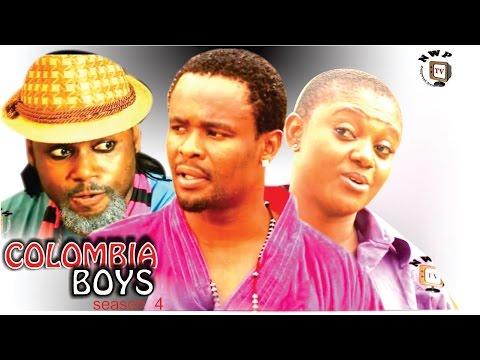 Columbia Boys Season 4 - 2016 Latest Nigerian Nollywood Movie