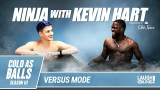 Esports Legend Ninja Teams Up With Kevin Hart | Cold as Balls Season 3 | Laugh Out Loud Network