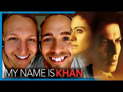 My Name Is Khan trailer (HD) with english subtitles | Trailer Reaction Video by Robin and Jesper
