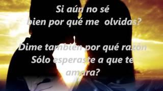 Grupo Caneo - Dime Que Voy Hacer Sin Ti (letra)
